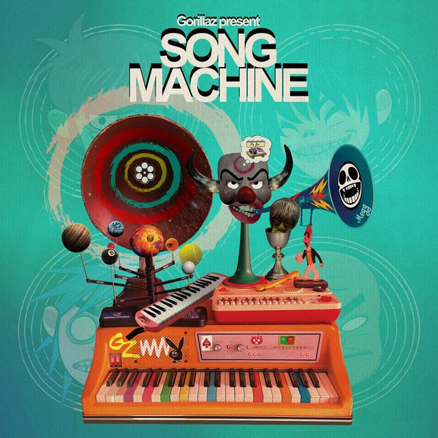 Gorillaz Present Song Machine, Season One (Deluxe Edition) image