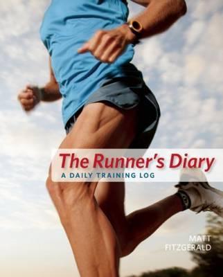 The Runner's Diary by Matt Fitzgerald image