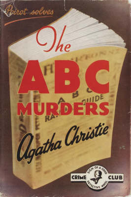 The ABC Murders (facsimile edition) by Agatha Christie image
