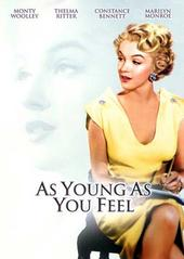 As Young As You Feel on DVD