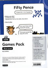 Rapid Maths: Stage 2 Games Pack by Rose Griffiths image