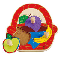 Hape: Fruit Basket Puzzle