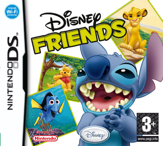 Disney Friends for Nintendo DS