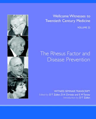 The Rhesus Factor and Disease Prevention