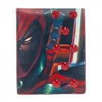Marvel Deadpool BiFold with Studs Wallet