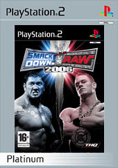 WWE Smackdown vs Raw 2006 (Platinum) for PlayStation 2