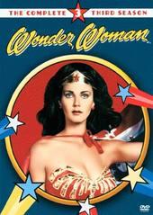 Wonder Woman - Complete Season 3 (4 Disc Box Set) on DVD