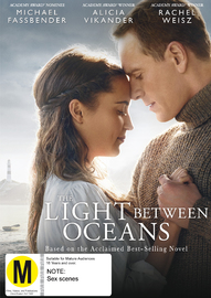 The Light Between Oceans DVD image