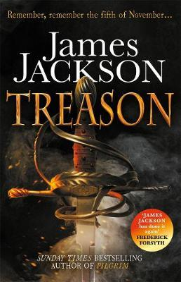 Treason by James Jackson image