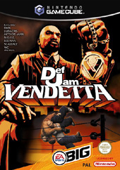 Def Jam Vendetta for GameCube