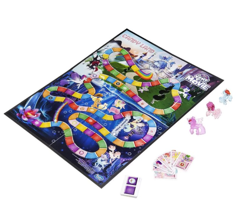My Little Pony - Candyland Game image