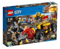 LEGO City: Mining Heavy Driller (60186)