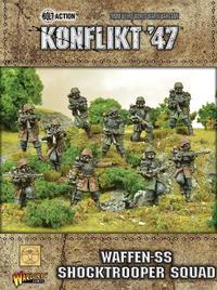 Konflikt '47 Waffen-SS Shocktrooper Squad