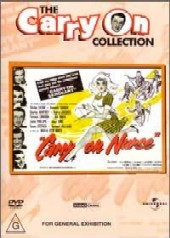 Carry On Nurse on DVD