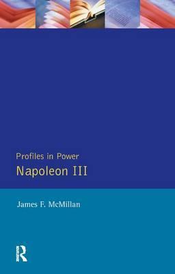 Napoleon III by James F. McMillan image