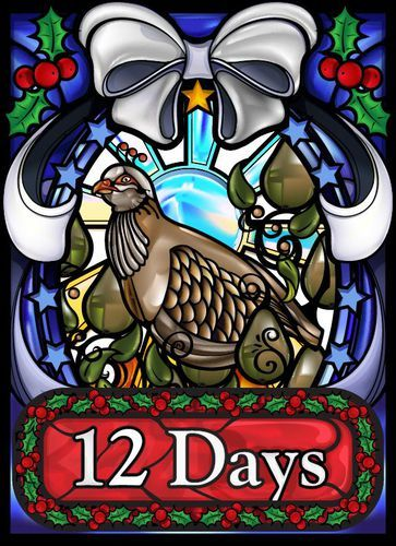12 Days - Card Game image