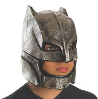 Batman v Superman - Armoured Batman Mask - Kids Costume