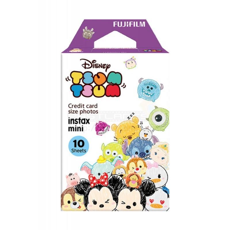 Fujifilm Instax Mini Film 10 Pack - Tsum Tsum image