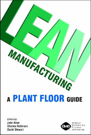 Lean Manufacturing by John Allen image