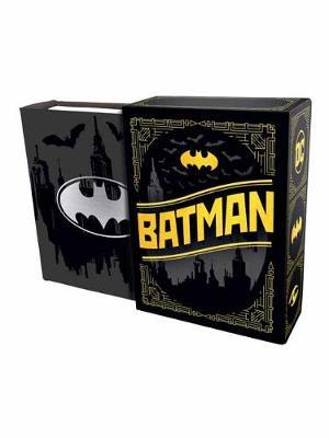DC Comics: Batman: Quotes from Gotham City by Insight Editions