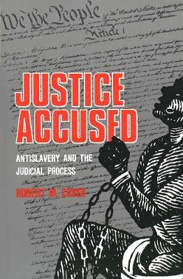 Justice Accused by Robert Sr. Cover