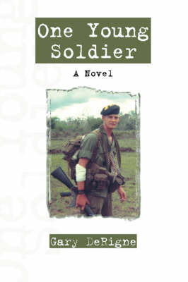 One Young Soldier by Gary DeRigne image