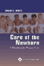 Care of the Newborn: A Handbook for Primary Care image