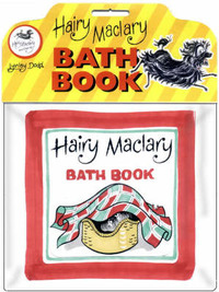 The Hairy Maclary Bath Book by Lynley Dodd image