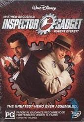 Inspector Gadget on DVD