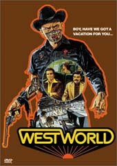 Westworld on DVD