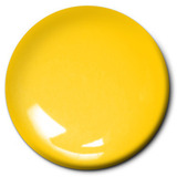 Testors Blue Angel Yellow Gloss Acrylic