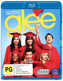 Glee - The Complete Third Season on Blu-ray