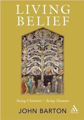 Living Belief by John Barton