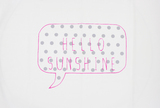 Home-Lee Pillowcase - 'Hello Sunshine' - Pink