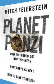 Planet Ponzi by Mitch Feierstein image