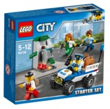 LEGO City: Police Starter Set (60136)