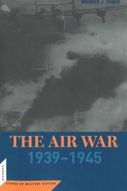 The Air War by Richard Overy