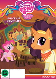 My Little Pony: Friendship Is Magic: Spice Up Your Life DVD