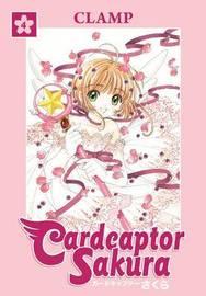 "Cardcaptor Sakura Omnibus: Book 4 by ""Clamp"""