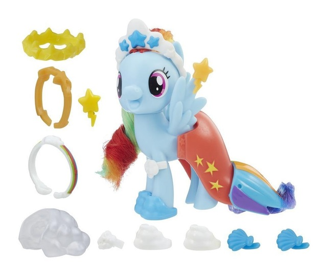 My Little Pony: Land & Sea Fashion - Rainbow Dash