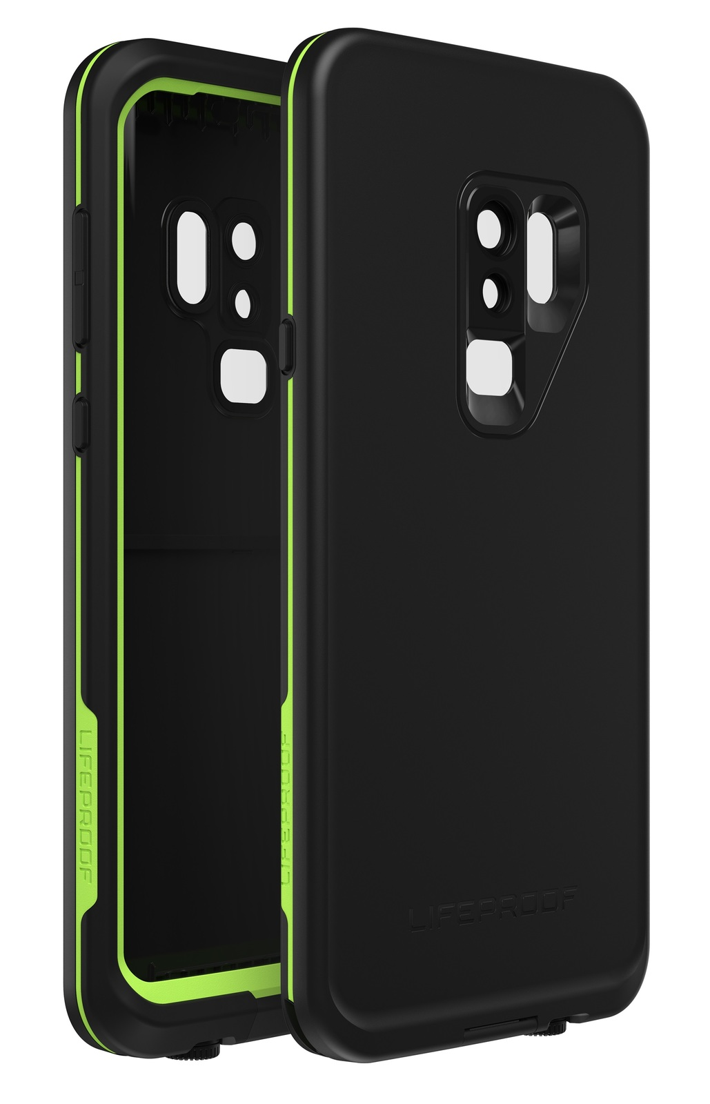 huge selection of 70fad c881e LifeProof: Fre Case for Samsung GS9+ - Black Lime