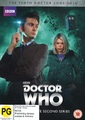 Doctor Who: The Complete Second Series on DVD