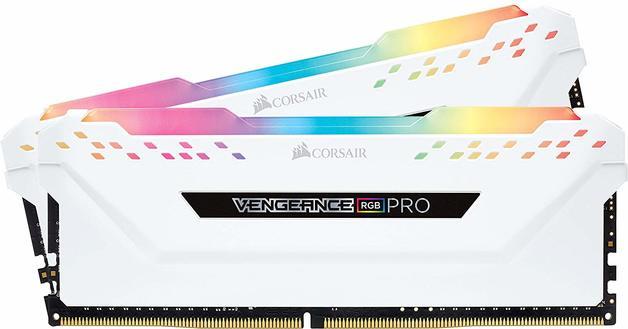 16GB (2 x 8GB) Corsair Vengeance DIMM DDR4, 3200MHZ