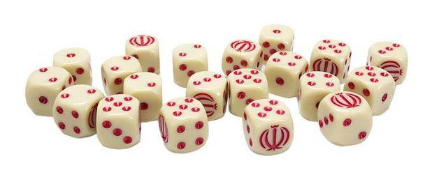 Iranian Dice