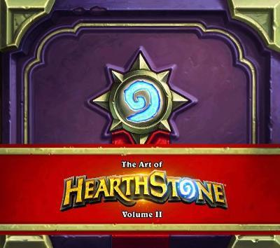 The Art of Hearthstone: Year of the Kraken by Robert Brooks