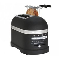 KitchenAid: Proline 2 Slice Toaster - Cast Iron Black image