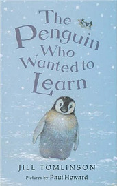 The Penguin Who Wanted to Find out by Jill Tomlinson image