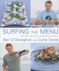 Surfing the Menu: Two Chefs, One Journey: a Fresh Food Adventure by Ben O'Donoghue image