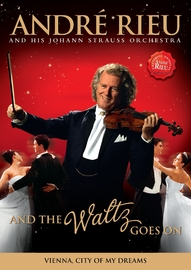 Andre Rieu - And The Waltz Goes On DVD image