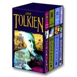 Tolkien Fantasy Tales Box Set (The Tolkien Reader / The Silmarillion / Unfinished Tales / Sir Gawain and the Green Knight) by J.R.R. Tolkien